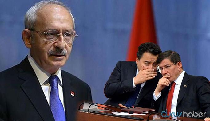 Kılıçdaroğlu'ndan ittifak sorusuna yanıt