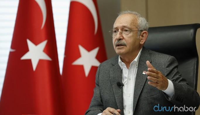 Kılıçdaroğlu'ndan Erdoğan'a çağrı: İmza atmışsın, bari arkasında dur