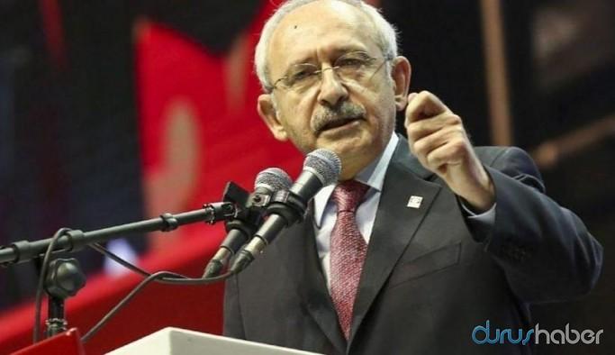 CHP lideri Kılıçdaroğlu: İktidar Kürt sorunu üzerinden bölüyor