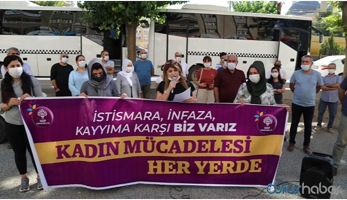 Mardin ve Şırnak istismara karşı sokakta