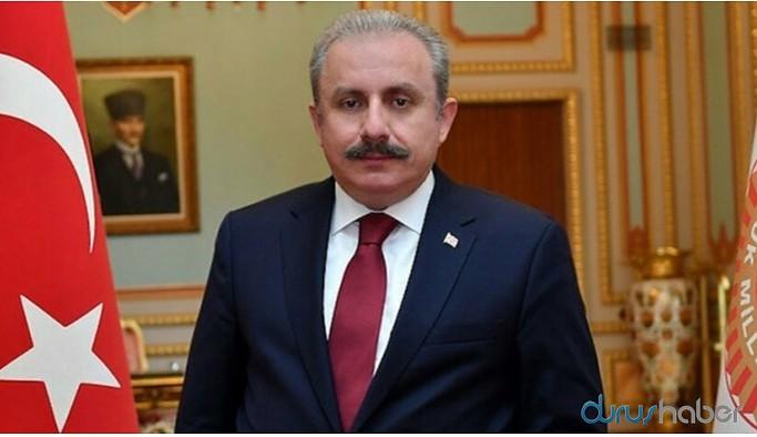 Meclis Başkanı AKP ve MHP'nin adayı Şentop oldu