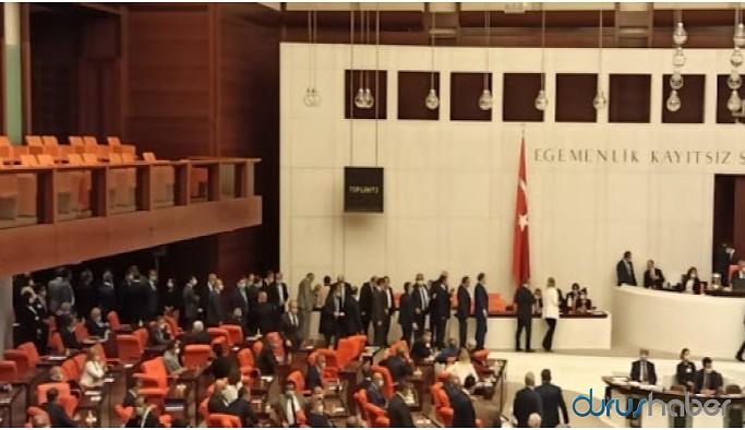 Meclis başkanlığı seçiminde 3'üncü tur