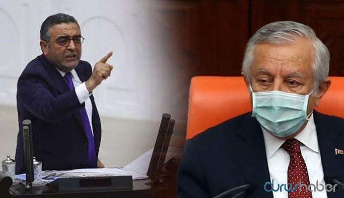 Meclis'te 'derin devlet' kavgası