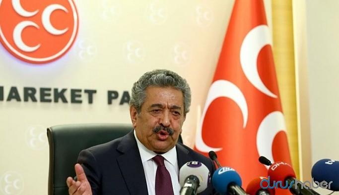 MHP'den sosyal medya teklifi hakkında açıklama