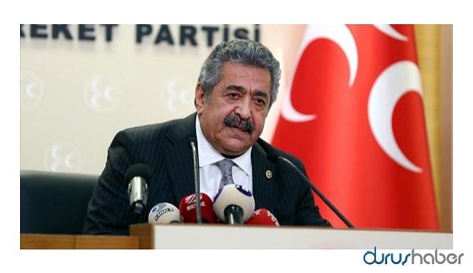 MHP, FETÖ'nün siyasi ayağının araştırılmasını istedi