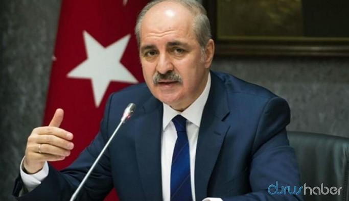 AKP'li Kurtulmuş: Bana sorarsanız Ayasofya ibadete bugün açılsın