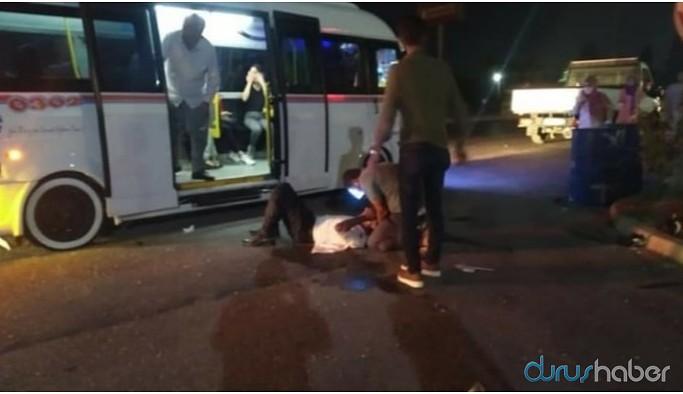 Otobüsün freni patladı: 3'ü ağır 23 yaralı