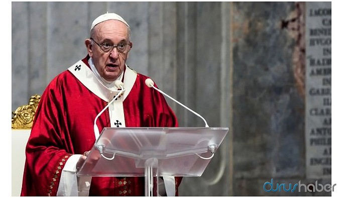 Papa Francis'ten Ayasofya açıklaması