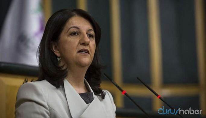Pervin Buldan: Operasyonlar darbedir, kadın düşmanlığıdır