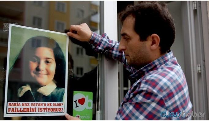 Rabia Naz'ın ölümüne ilişkin soruşturmada takipsizlik kararı