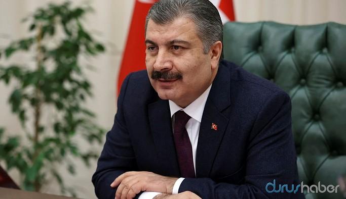 Sağlık Bakanı Fahrettin Koca 5 ildeki vaka sayısındaki kritik artışı açıkladı
