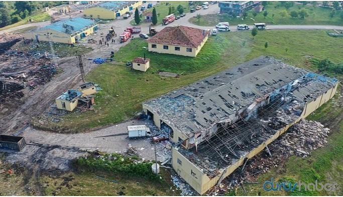 Sakarya Valisi Kaldırım: Patlamanın yaşandığı fabrikada denetim eksikliği yok