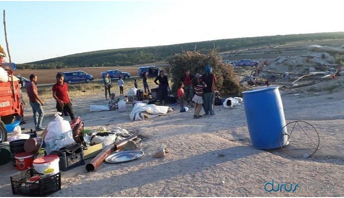 Saldırıya uğrayan Kürt işçiler, şehirden çıkarıldı
