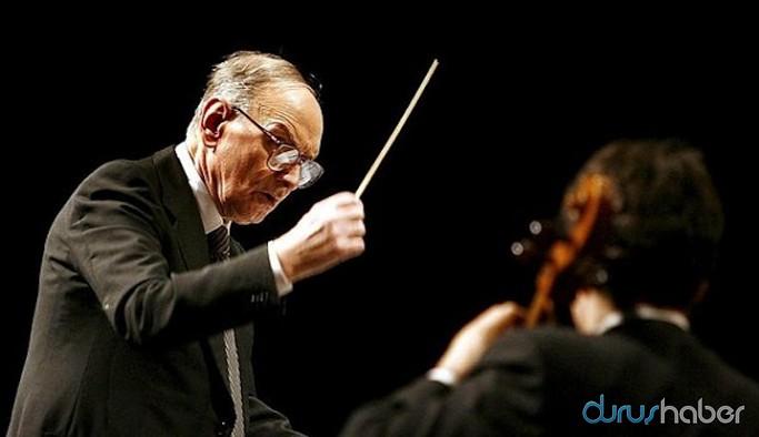 Oscar ödüllü İtalyan besteci Ennio Morricone hayatını kaybetti