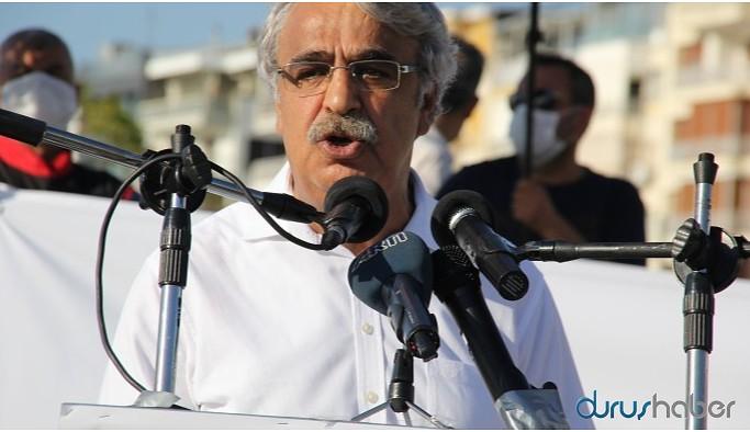 Sancar: Demokratik dönüşüm ve yönetimi kurmak için buluştuk