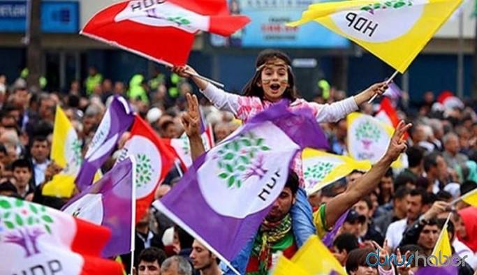 Savcıdan HDP'ye suçlama: Tam bir parti havası estiriyor