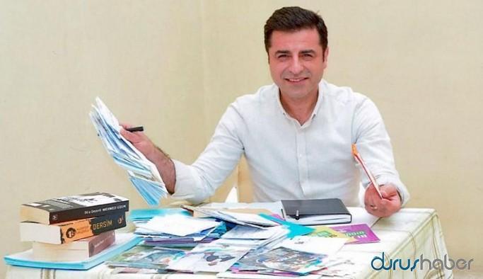 Demirtaş'tan seçimlerde 'yandaş baro' uyarısı