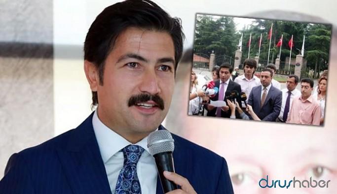 Sera Kadıgil: Teklifi veren Cahit Özkan FETÖ kumpaslarının avukatlığını yapıyordu
