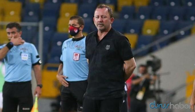 Sergen Yalçın'dan transfer açıklaması
