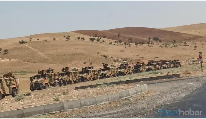 Şırnak'a zırhlı araç sevkiyatı