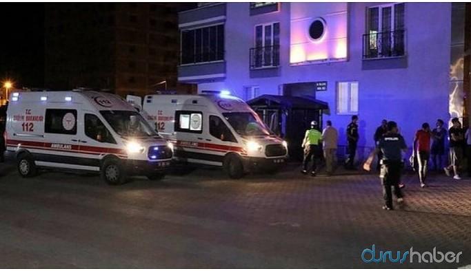 Sivas'ta bir erkek aynı evden 4 kişiyi katletti