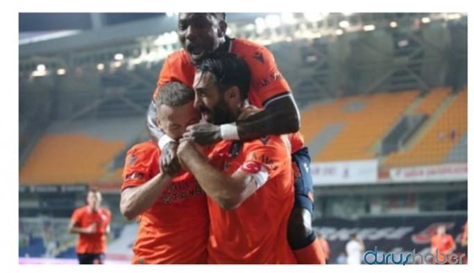 Süper Lig'de Başakşehir ilk kez şampiyon oldu