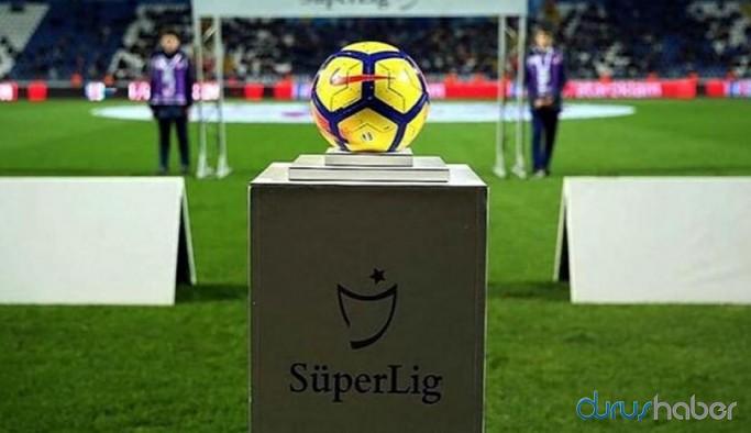 Süper Lig'de yeni sezonun başlayacağı tarih belli oldu