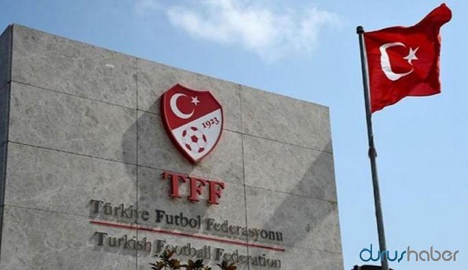 TFF'den yayıncı kuruluş açıklaması
