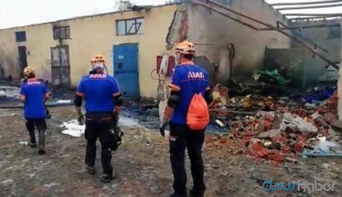 TTB: 7 patlamanın yaşandığı havai fişek fabrikasında üretime başlama izinleri kimlerin onayı ile verildi?