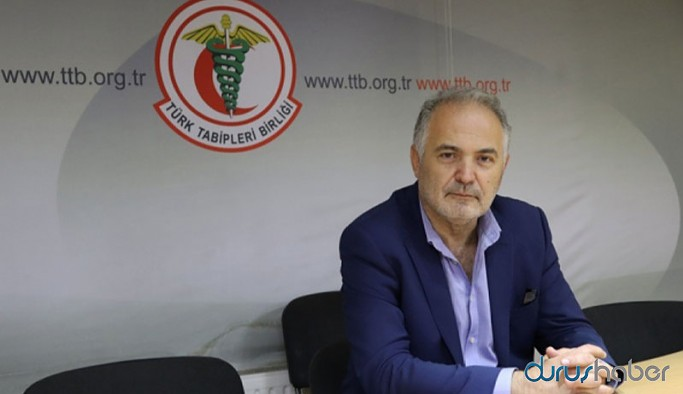 TTB Konsey Başkanı Sinan Adıyaman: Diyarbakır ikinci Wuhan