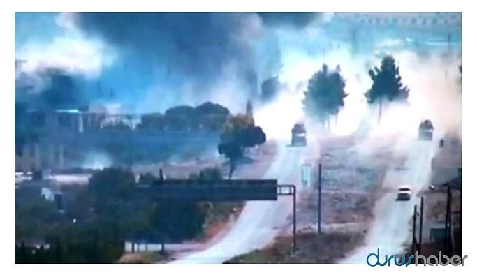 Türkiye ile Rusya'nın ortak devriyesinde patlama: Yaralı askerler var