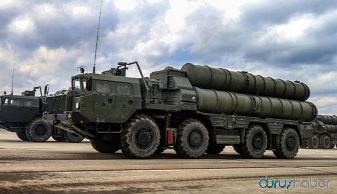 Türkiye'ye S-400 yaptırımı ABD'de kabul edildi