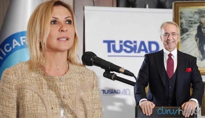 TÜSİAD'ın eski iki başkanından hutbede 'lanet okunması'na tepki