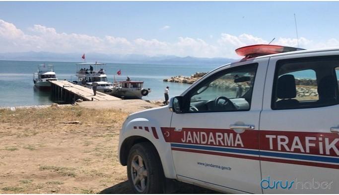 Van Gölü'nde batan tekne: Ölü sayısı 7'ye yükseldi