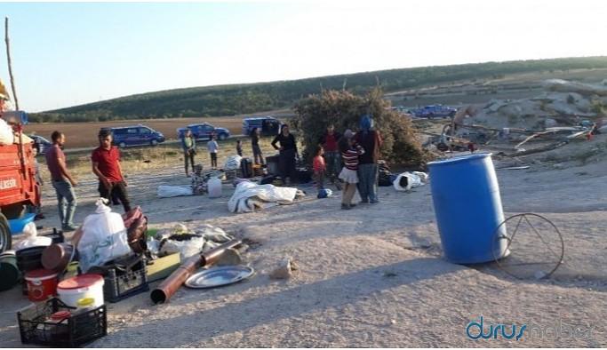 Yozgat'tan çıkarılan Kürt işçilerden çarpıcı açıklamalar