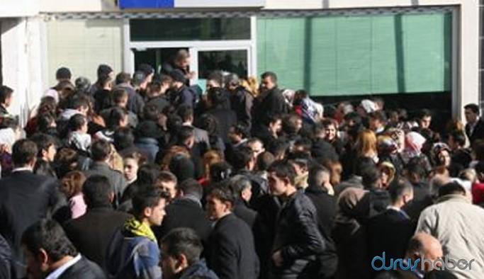 17 kişilik kadroya 5 bin kişi başvurdu, işe AKP'liler alındı