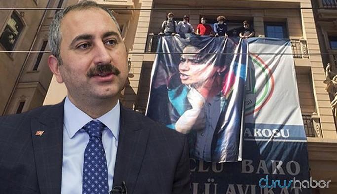 Adalet Bakanı Gül'den Ebru Timtik fotoğrafına ilişkin açıklama
