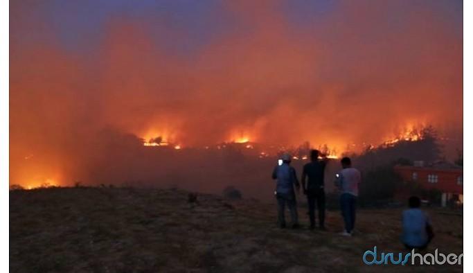 Adana'da yangında kundaklama şüphesi