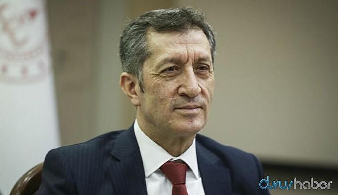 Bakan Selçuk'tan okulların açılış tarihiyle ilgili flaş açıklama