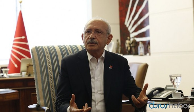 CHP lideri Kılıçdaroğlu'ndan 2 kritik soruya yanıt
