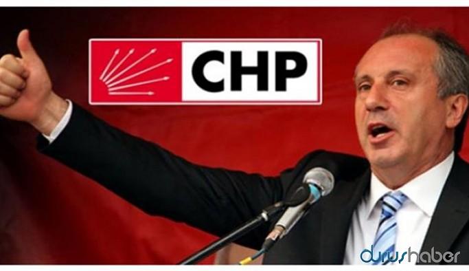 CHP'den, Muharrem İnce'ye yanıt