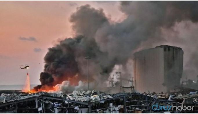 CNN International: Beyrut'taki patlamayı DAİŞ üstlendi