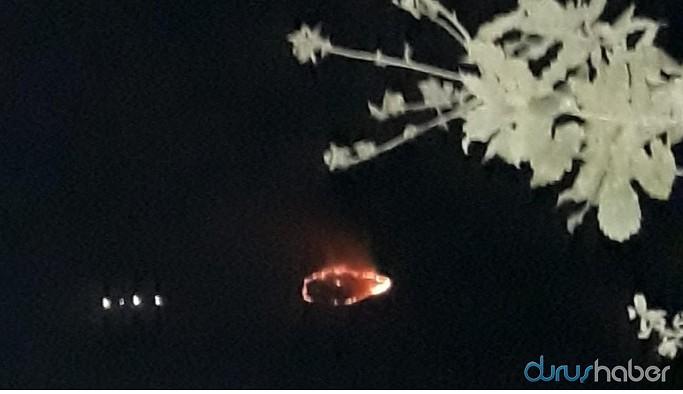 Cudi ve Meşe Dağı'nda yangın sürüyor