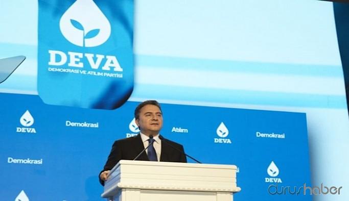 DEVA Partisi'nden Türk Lirası için 10 çözüm önerisi