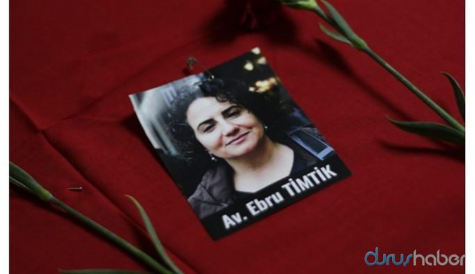 Avukat Ebru Timtik defnedildi