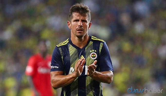 Emre Belözoğlu yazdığı mektupla futbolu bıraktı