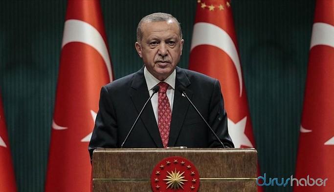 Erdoğan: Oruç Reis'e saldıracak olursanız bedelini ağır ödersiniz dedik ve ilk cevabı aldılar