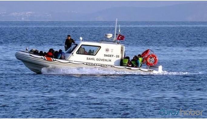 Foça'da tekne battı: 4 ölü