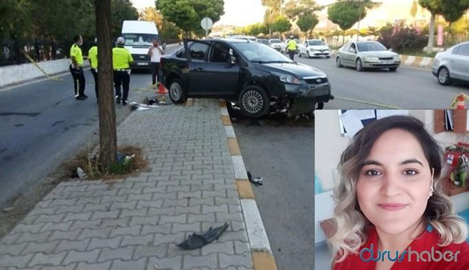 Gardiyan, kadın cinayetine trafik kazası süsü verdi