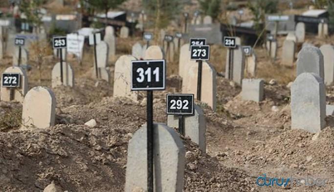 Garzan Mezarlığı için yapılan suç duyurusuna ilişkin karar